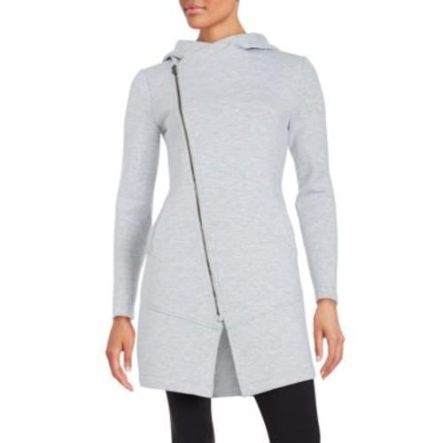 Asymmetrical Zip-Front Jacket
