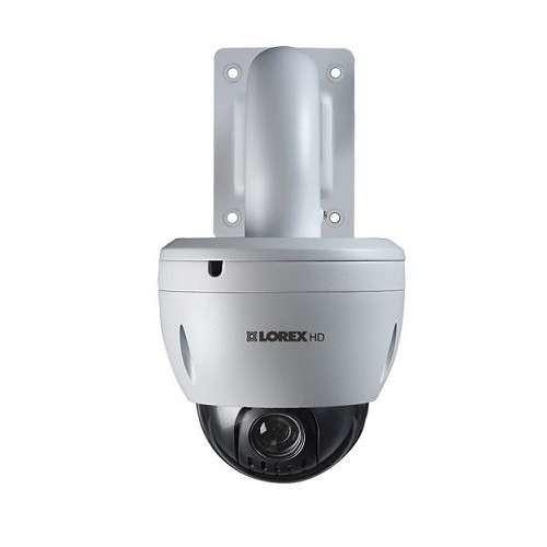 Lorex ADD-ON 1080P PTZ Camera - 12 x Optical Zoom, Pan Tilt Zoom Camera, 1080 HD Recording, Weatherproof, Indoor Outdoor, Night Vision - LZV2722B