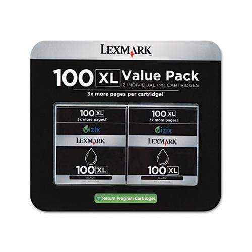 Lexmark 14N1187 100XL High-Yield Ink LEX14N1187