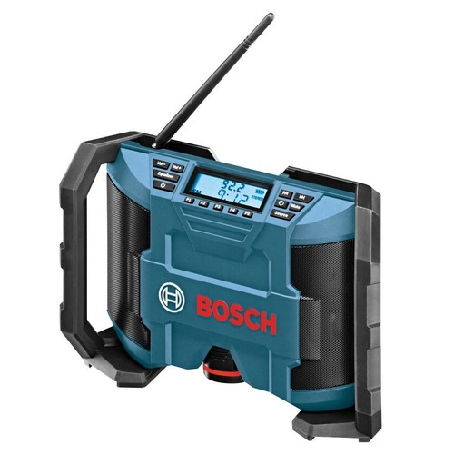 Bosch 12 Volt Lithium-Ion Cordless Compact Jobsite Radio