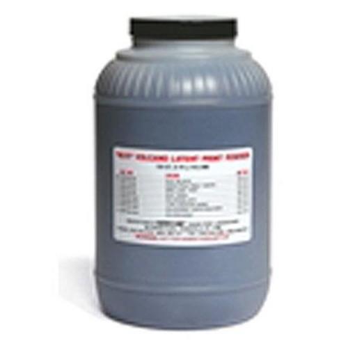 Sirchie Hi-Fi Latent Print Powder, 128 oz Volume, Silver/Black BPP201128