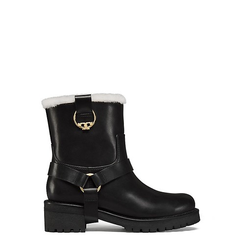 HENRY SHEARLING BOOTIE