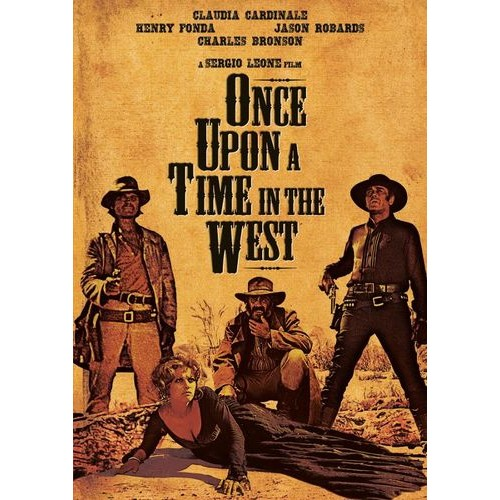 Once Upon a Time in the West [DVD] [1968]