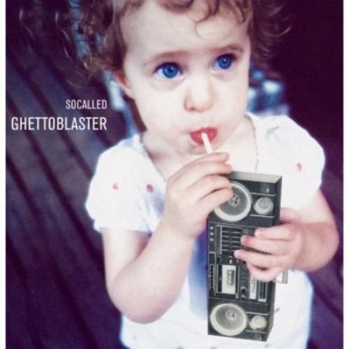 Ghettoblaster [Bonus Track] [CD]