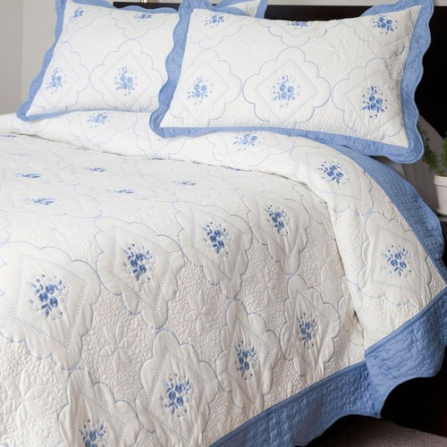 Portsmouth Home Brianna Quilt Set