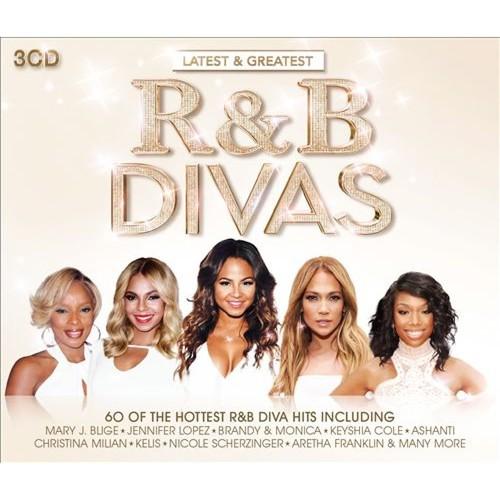 & Greatest R&B Divas [CD]