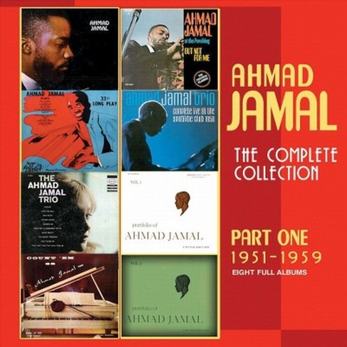 Complete Collection Part One: 1951-1959 [CD]