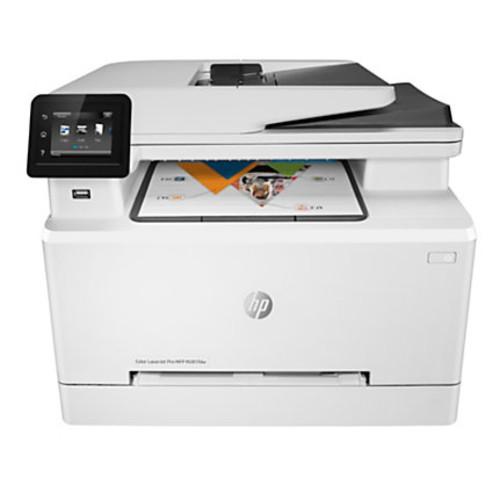 HP LaserJet Pro M281fdw All in One Wireless Color Laser Printer (T6B82A)