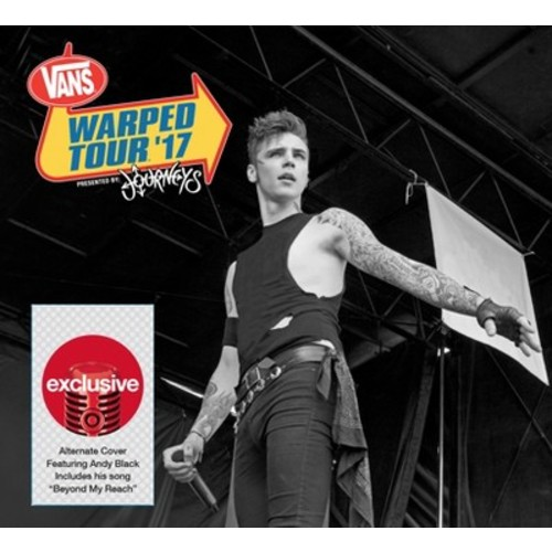 Various Artists - Warped Tour 2017 (Target Exclusive)