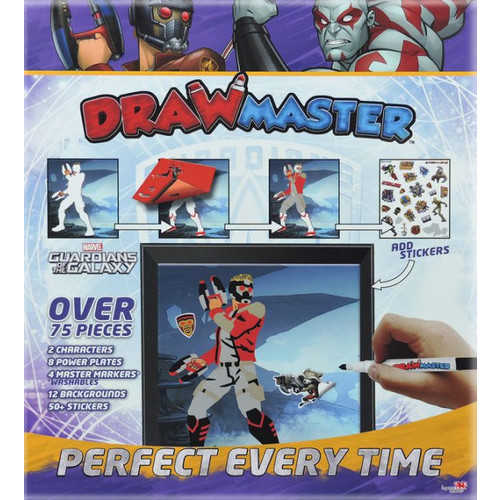 Drawmaster Marvel Guardians of the Galaxy: Star-Lord and Drax (Starter Set)
