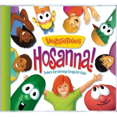 VeggieTales - Hosanna! Today's Top Worship Songs for Kids (CD)