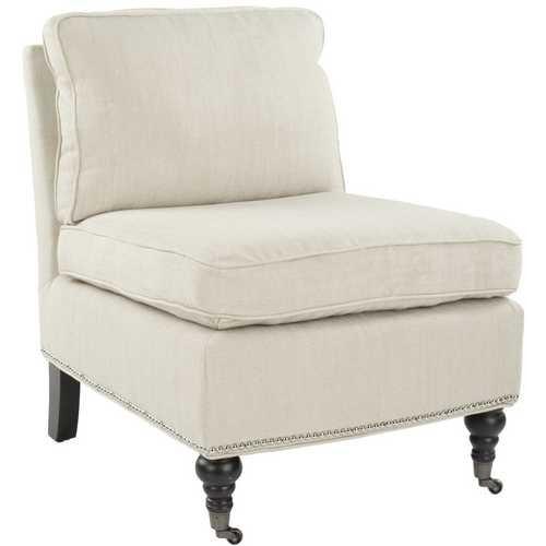 Zoey Armless Club Chair