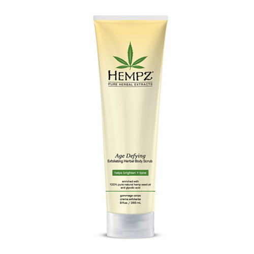 Hempz Age Defying Exfoliating Herbal Body Scrub - 9 oz. - JCPenney
