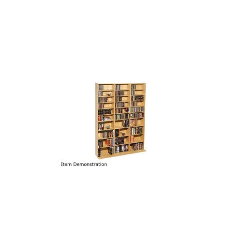 Atlantic 3843-5715 Oskar Multimedia Storage Cabinet
