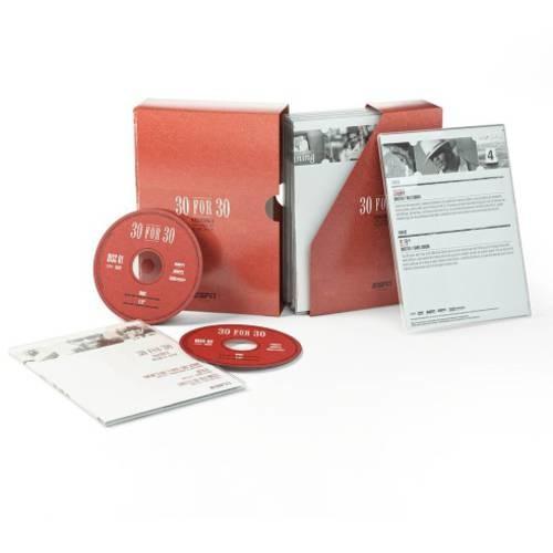 ESPN Films 30 for 30: Season II, Films 01-15 [6 Discs] [DVD]