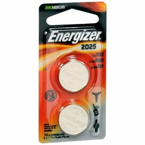 Energizer Watch/Electronic Lithium Batteries 2025