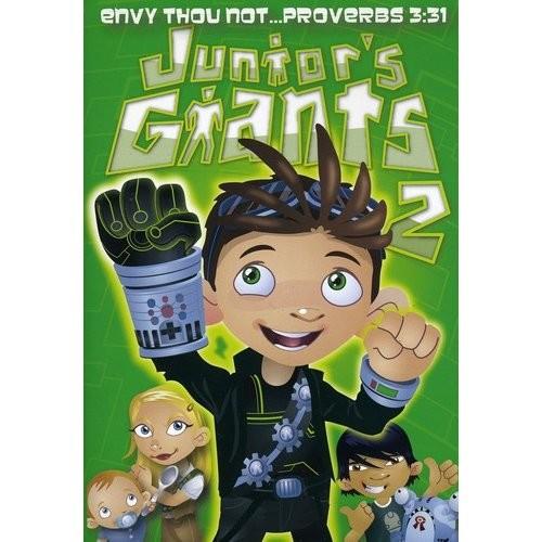Deseret Book Distribution Junior's Giants 2 [DVD]
