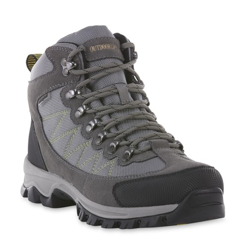 Men's Bradford Gray Waterproof Hiking Boot