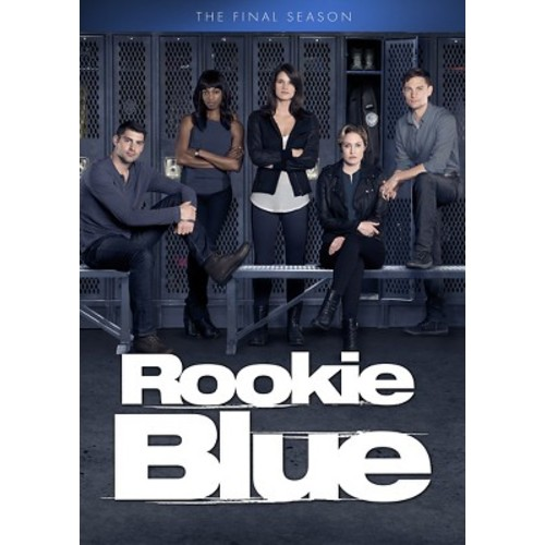 Rookie blue:Final season (DVD)