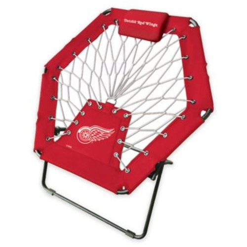 NHL Detroit Red Wings Premium Bungee Chair