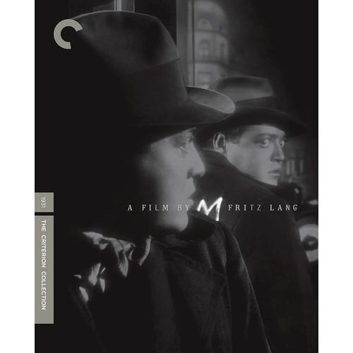 M (The Criterion Collection) [Blu-ray]: Peter Lorre, Otto Wernicke, Gustaf Grndgens, Ellen Widmann, Inge Landgut, Theodor Loos, Fritz Lang, Thea von Harbou: Movies & TV