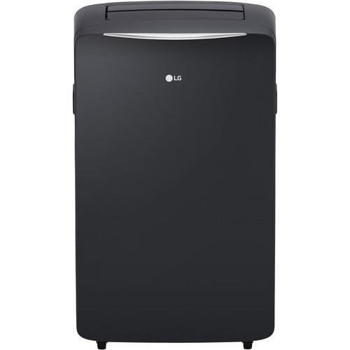 LG - 14,000 BTU Portable Air Conditioner - Graphite gray