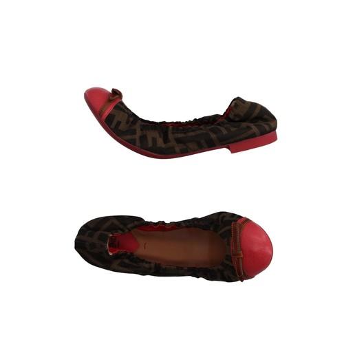 FENDI Ballet Flats