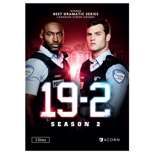 19-2: Season 2 [2 Discs] [DVD]