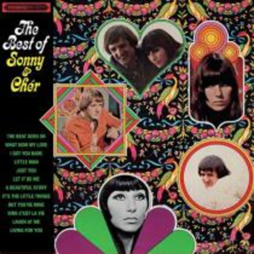 The Best of Sonny & Cher [LP] - VINYL
