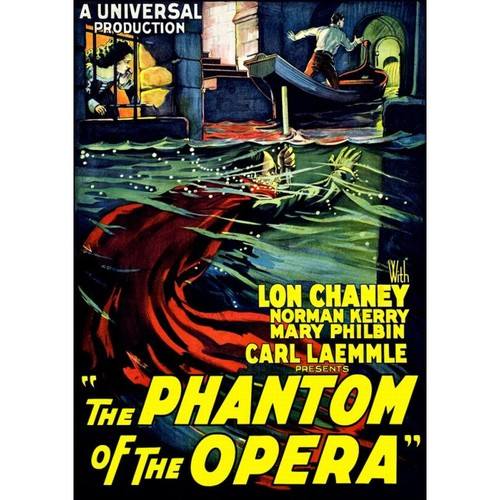 The Phantom of the Opera [DVD] [1925]
