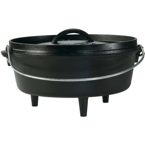 Lodge - 4 Quart Camp Dutch Oven