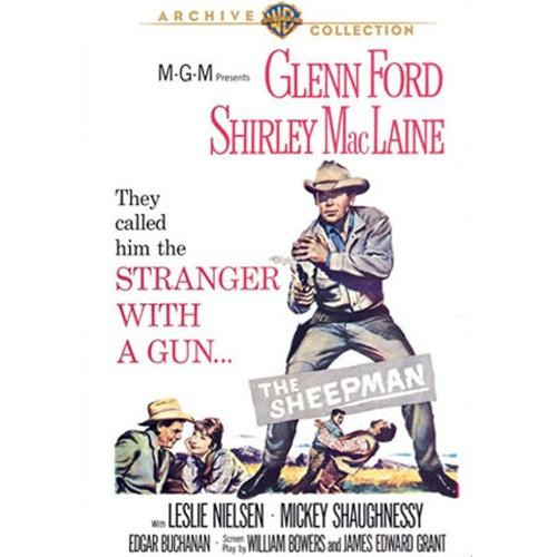 The Sheepman [DVD] [1958]