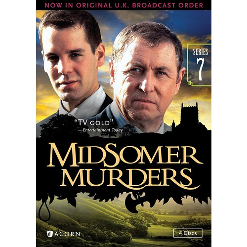 Midsomer Murders, Series 7 (Reissue): John Nettles, John Hopkins, Sarah Hellings, Peter Smith, Richard Holthouse, Renny Rye: Movies & TV