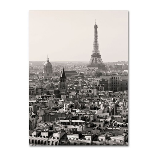 Trademark Fine Art 'Paris' 30