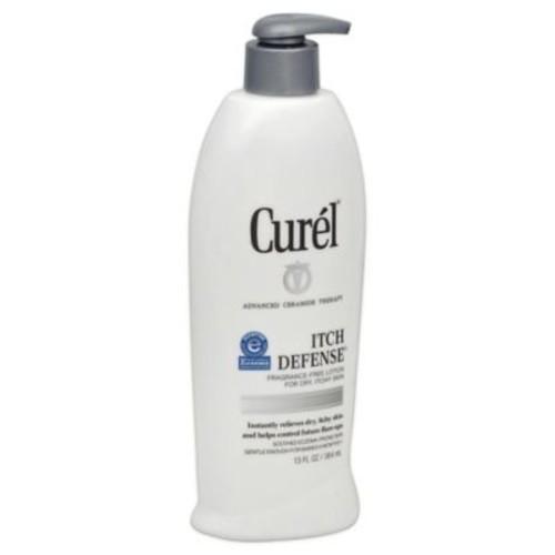 Curel Itch Defense 13 oz. Fragrance-Free Lotion