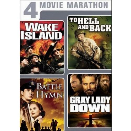 4 Movie Marathon: Classic War Collection (DVD)