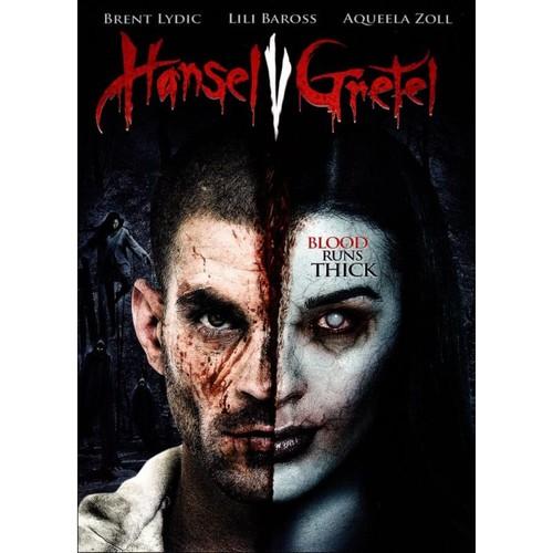 Hansel vs. Gretel [DVD] [2015]