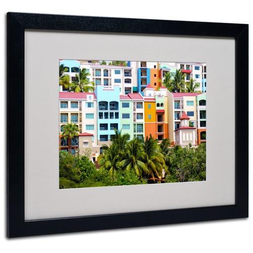 Trademark Fine Art CATeyes 'Virgin Islands 2' Canvas Art 14x19 Inches