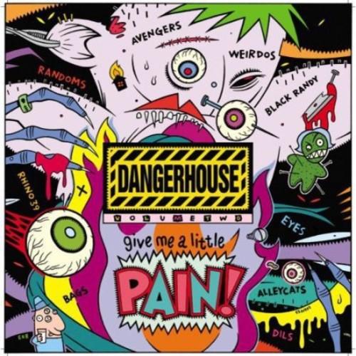 Dangerhouse, Vol. 2 [CD] [PA]