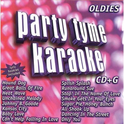 Party Tyme Karaoke: Oldies [CD]