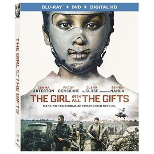 The Girl With All The Gifts [Blu-Ray] [DVD] [Digital HD]