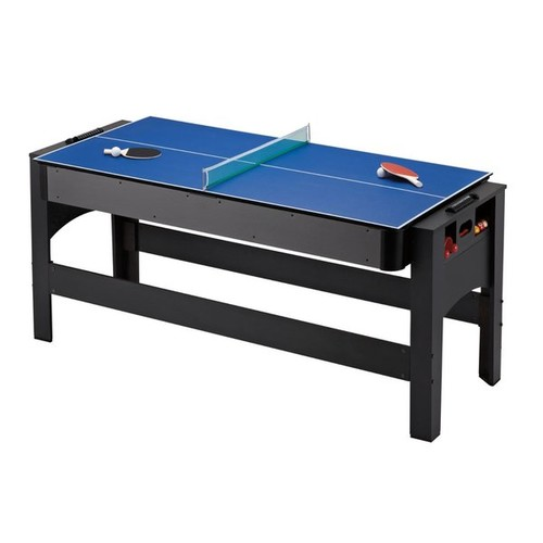 Fat Cat Original 3-in-1 6-foot Pockey Table Billiards/ Air Hockey/ Table Tennis Game