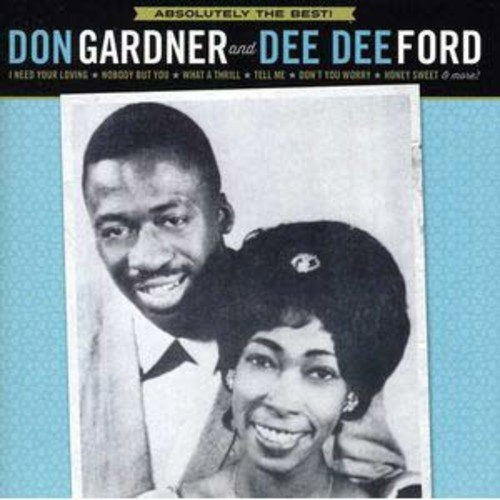Absolutely the Best By Don Gardner & Dee Dee Ford (Audio CD)
