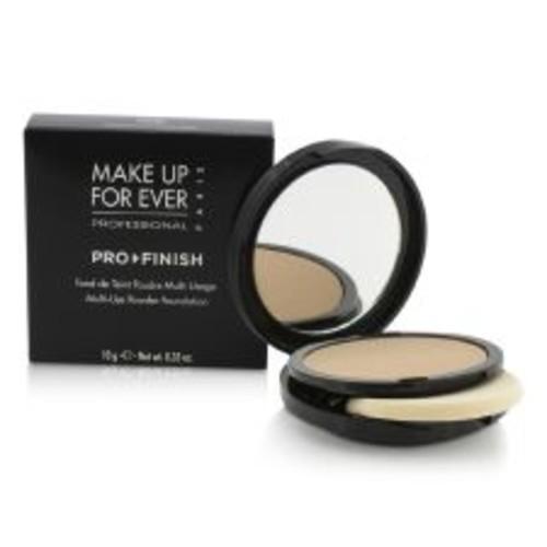 Make Up For Ever Pro Finish Multi Use Powder Foundation - # 130 Pink Sand