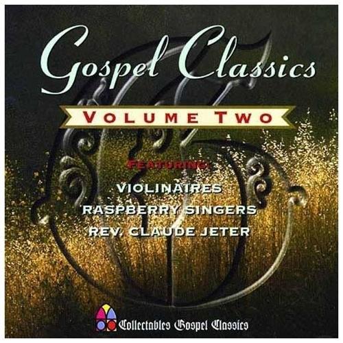 Vol. 2-Collectables Gospel Cla CD (1998)