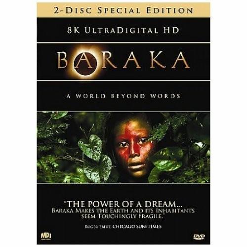 Baraka: Special Edition DVD