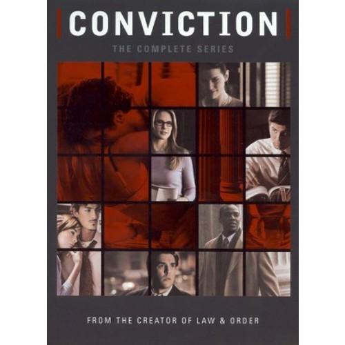 Conviction: The Complete Series [3 Discs]