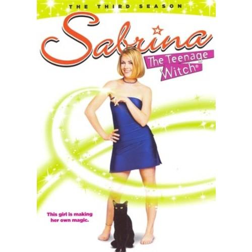 Sabrina the Teenage Witch: The Third Season [4 Discs]