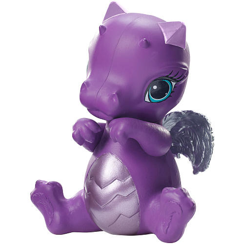 Ever After High Dragon Games Baby Dragon Pet - Raven Queen