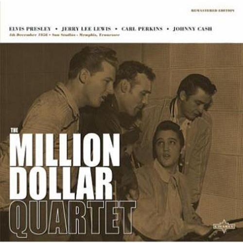 The Million Dollar Quartet [LP] - VINYL